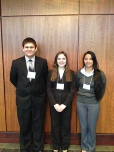 Three students participated in the Pennsylvania Junior Science and Humanities Symposium (PA-JSHS) this year.