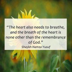 Heart # Remembrance # God