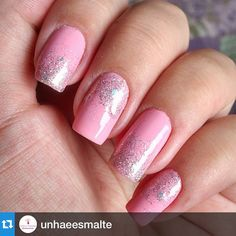 """#Repost @unhaeesmalte with @repostapp.・・・Unhas da seguidora @ingridreissouza!  deixe o nome dos esmaltes nos comentários, por favor! "" Photo taken by @alexandravicunaperry on Instagram, pinned via the InstaPin iOS App! http://www.instapinapp.com (02/25/2015)"