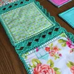 UpStairsHobbyRoom: Re-Post and Finish for the Garden Gate Crocheted Quilt Crochet Quilt Pattern, Crochet Square Patterns, Crochet Fabric, Crochet Doilies, Knit Crochet, House Quilt Patterns, Crochet Towel, Patchwork Blanket, Cat Quilt