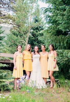 Browse gorgeous wedding photos from real Zola couples, and find ideas, venues, vendors, and more for your special day. Keystone Resort, Summer Events, Old World Charm, Bridesmaid Dresses, Wedding Dresses, Pretty Pastel, Real Weddings, Skiing, Wedding Photos
