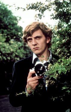 Sixties | David Hemmings in Blow Up, 1966