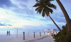 Beach Wedding at Shangri-La's Villingili Resort & Spa