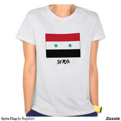Syria Flag Shirt