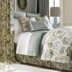 Legacy Home Chic Steel Bedding by Legacy Home Bedding, Comforters, Comforter Sets, Duvets, Bedspread, Quilts, Sheets & Pillows: The Home Decorating Company