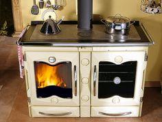 La Nordica America Wood Burning Cookstove