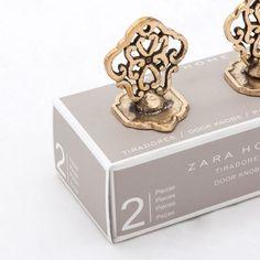 Knobs - Decoration   Zara Home Belgium