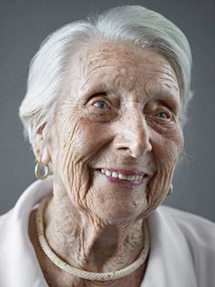 1 | Happy At 100: Exquisite Portraits Of Centenarians | Co.Design: business + innovation + design