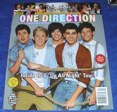 ONE DIRECTION COLLECTOR'S EDITION MAGAZINE BRAND NEW Free US shipping will ship worldwide