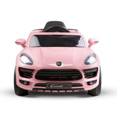 Kid Ride On Car Battery Electric Toy Remote Cars Childrens Gift - 9350062105412 For Sale, Buy from Ride On Cars collection at MyDeal for best discounts. Activity Toys, Kids Ride On, Pink Kids, Childrens Gifts, Pink Plastic, Child Safety, Chrome Plating, Baby Car, Remote