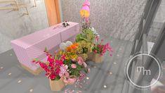 """Możecie już zobaczyć kolejny nasz projekt. To klimatyczna kwiaciarnia o wdzięcznej nazwie """"Ptasiek"""". Powierzchnia sprzedażowa i ekspozycyjna zarazem to 21,25 mkw.  Biuro projektowe M&M"""