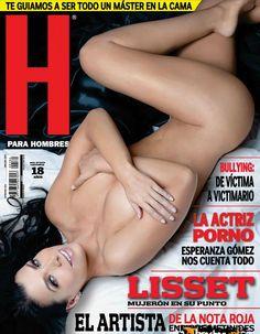 Lisset Revista H Septiembre 2014 [PDF Digital] | FamosasMex