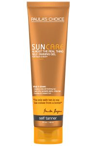Self-Tanning Gel #paulaschoice #fragrancefreeproducts #crueltyfreeproducts