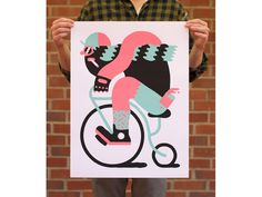 Artcrank Print Available for Purchase by Tyler Gross