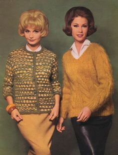 Mohair Hand Knits, 1962