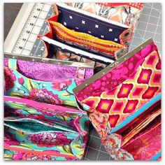 Clutch Wallet PDF Sewing Pattern