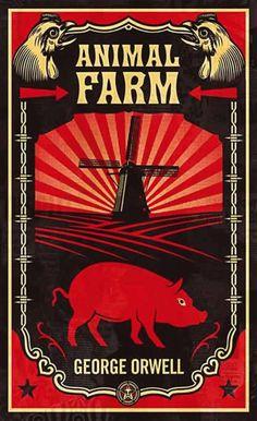 Скотный двор Д. Оруэлл ( Animal Farm)