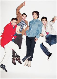 Colton Haynes, Dylan O'Brien, Tyler Posey and Tyler Hoechlin TEEN WOLF!!!!