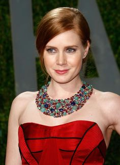 Amy Adams is as cute as a button, and a fine actress.  And she looks exactly like Isla Fisher.