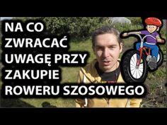 Rower szosowy - na co zwracać uwagę przy zakupie szosówki - PnB #16 - YouTube