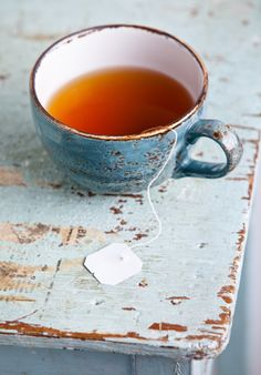 Reuse teabags to tenderize meat, clean mirrors, deodorize closets, de-must carpets, remove toilet stains and more.