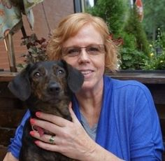 A Pets' Love a Woman's Hearts' Best Friend - Dolly the Doxie