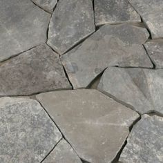Love to use limestone for patios. No true pattern but love the look.