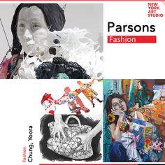 pratt parsons accepted portfolio fine art design portfolio