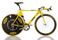 """LOOK Kg 196  FRA Frame: Carbon varnished Bicycle gearing: 2×7 Brakes: Rim Side Pull / Rim Side Pull Tyres: 27"""" Tubular / 27"""" Tubular Weight: 20,94 lbs"""