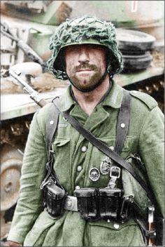 Panzergrenadier Eastern-front