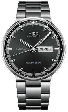 Mido Commander II & Great Wall Watches   mido
