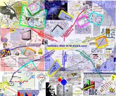 """""""This is a rough sketch of a more advanced knowledge map that has never been drawn."""" - R.B.Wild"""