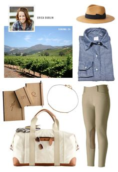 What to wear for a weekend in wine country (via @Wayfare Magazine) #napa #california #travel #fashion
