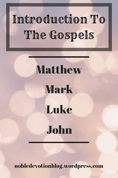 Little summaries of Matthew, Mark, Luke, and John before diving into the chapters Matthew Mark Luke John, Book Of Matthew, Gospel Of Mark Summary, Work On Writing, Writing A Book, Post Quotes, Diving, Spirituality, Posts
