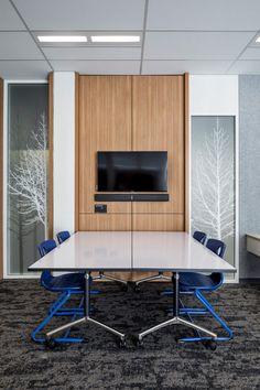 Woodville High School STEM | Studio Nine Architects Architects, Conference Room, High School, Studio, Table, Furniture, Home Decor, Decoration Home, Room Decor