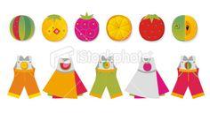appliques Royalty Free Stock Vector Art Illustration
