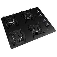 Cooktop em Oferta | Promoção de Eletrodomésticos | Pontofrio Cooktop 4 Bocas, O Gas, Stove, Kitchen Appliances, Gabriel, Future, Home, Dreams, Kitchen