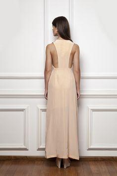 Autumn Winter 2014 Collection Mirage - By Parul Bhargava Fall Winter, Autumn, Backless, Collection, Dresses, Fashion, Vestidos, Moda, Fall