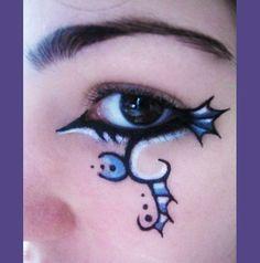 Mermaid makeup #mermaid