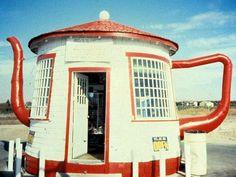 """Estação de combustível """"Teapot Dome"""""""