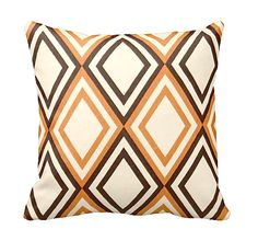 18X18 Decorative Pillow Covers  Orange by SimpleSophisticated, $15.00