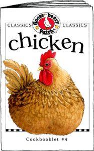 Gooseberry Patch Recipes: Velvet Chicken Soup from Gooseberry Patch Chicken Cookbook