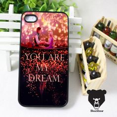 Disney Tangled quote For iPhone 4/4s 5/5S/5C and by Bleackbear, $15.00
