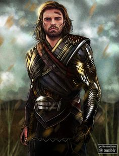 """petite-madame: """" Bucky, Wakandan style suit - According to a concept art from the book The Art of Infinity War, this is what Bucky could have looked like in the movie. We were robbed. Marvel Fan Art, Marvel Heroes, Marvel Characters, Marvel Movies, Marvel Concept Art, Marvel Avengers, Bucky Barnes, Batman, Spiderman"""