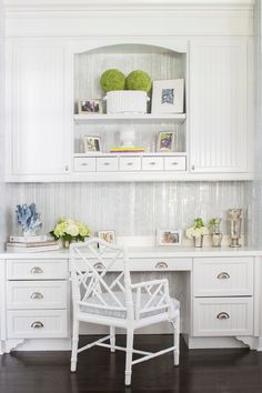 INTERIORS — Brittany Bromley Interiors Interior Photo, Interior Design, Back To School Essentials, Family Weekend, Elegant, Sophisticated Style, Traditional Design, Home Office, Desk Office