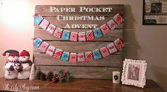 AliLily | imprimir Last Minute advenimiento de la Navidad Calendario de Adviento y el párrafo 80 Ideas-FREE