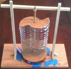 How to Build a Wind Turbine for Your Science Fair?