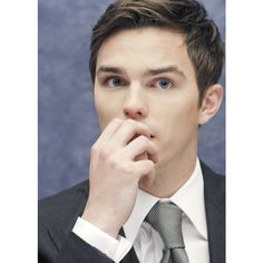 Fuck Yeah Nicholas Hoult ❤ liked on Polyvore featuring nicholas hoult and skins