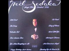 "Neil Sedaka: ""King Of Clowns"" (1962) - YouTube"