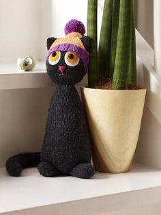 Strick- und Bastelanleitungen, Stricktechniken und mehr gibt's auf www.cats-and-hats.de